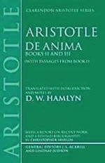 De Anima: Books II and III (with passages from Book I)Aristotle - Product Image