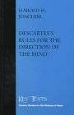 Descartes's Rules for the Direction of the Mind (Key Texts)by: Joachim, Harold - Product Image
