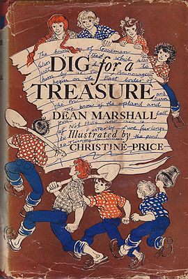 Dig for a Treasureby: Marshall, Dean - Product Image