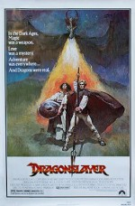 Dragonslayer (MOVIE POSTER)Jones (Illust.), Jeffery, Illust. by: Jeffery  Jones - Product Image