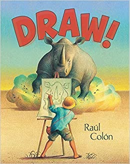 Draw! (SIGNED COPY)by: Colon, Raul - Product Image