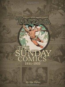 Edgar Rice Burroughs' Tarzan: The Sunday Comics, 1931-1933by: Foster, Hal - Product Image