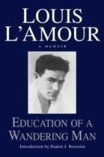 Education of a Wandering Manby: L'Amour, Louis - Product Image