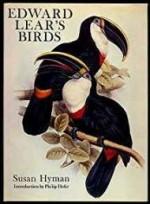 Edward Lear's BirdsHyman, Susan - Product Image