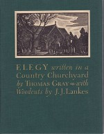 Elegy Written in a Country ChurchyardGray, Thomas/J. J. Lankes, Illust. by: J. J.   Lankes - Product Image