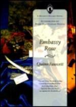 Embassy Row: A Mycroft Holmes Novelby: Fawcett, Quinn - Product Image