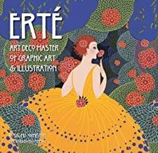 Erte: Art Deco Master of Graphic Art & Illustration (Masterworks)by: Ormiston, Rosalind - Product Image