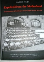 Expelled from the Motherland The Government of President Jose Antonio Agirre in Exile, 19371960by: Irujo, Xabier - Product Image