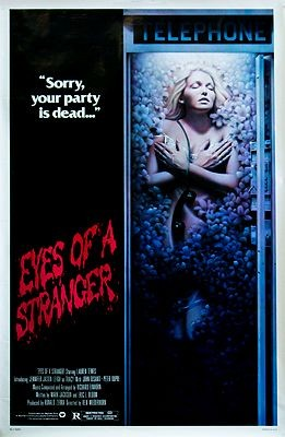 Eyes of a Stanger (MOVIE POSTER)N/A - Product Image