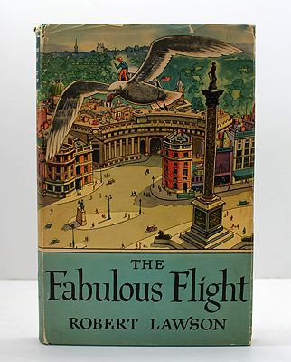 Fabulous Flight, Theby: Lawson, Robert - Product Image