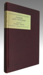 Fairies and Fusiliers: Poemsby: Graves, Robert - Product Image