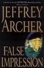 False Impressionby: Archer, Jeffrey - Product Image