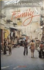 Family: Family and Borghesia, Two Novellasby: Ginzburg, Natalia - Product Image