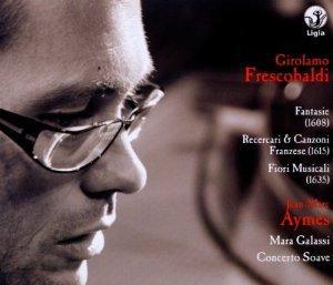 Fantasie-Recercari et Canzoni-Fiori Musicaliby: Girolamo Frescobaldi - Product Image