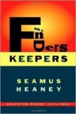 Finders Keepers: Selected Prose 1971-2001by: Heaney, Seamus - Product Image