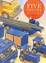 Five Trucks (SIGNED COPY)by: Floca, Brian - Product Image