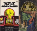 Flandry of Terra, Time Patrolman, Tales of the Flying Mountains, Dominic Flandry: A Stone in Heaven (4 paperback novels)by: Anderson, Poul - Product Image