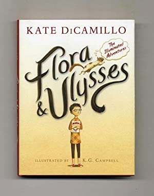 Flora and Ulysses: The Illuminated Adventuresby: DiCamillo, Kate - Product Image