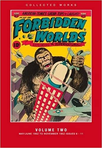 Forbidden Worlds: #2: American Comic Group Collected Worksby: Mark Chadbourn (Ed.) - Product Image