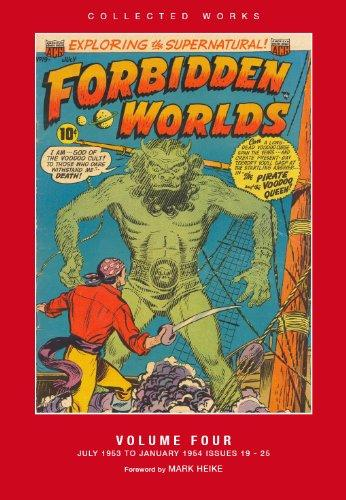 Forbidden Worlds: American Comics Group Collected Worksby: Unknown - Product Image