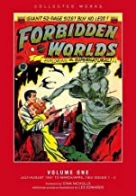 Forbidden Worlds: Volume 1: American Comics Group Collected Worksby: Nicholls, Stan (Foreword) - Product Image