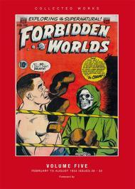 Forbidden Worlds: Volume 5: American Comics Group Collected Worksby: n?A - Product Image