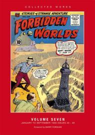 Forbidden Worlds: Volume 7: American Comics Group Collected Worksby: N/A - Product Image