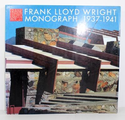 Frank Lloyd Wright Monograph 1937-1941 Volume 6 (Japanese to English Text)by: Futagawa (Editor, Photography), Yukio, Bruce Brooks Pfeiffer (Text) - Product Image