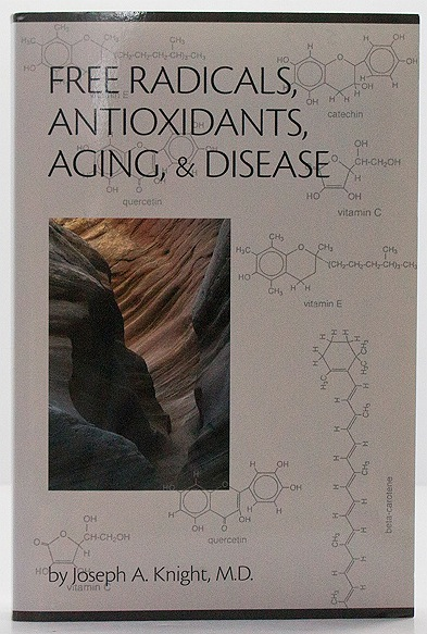 Free Radicals, Antioxidants, Aging and Disease by: Knight, M.D.  , Joseph A. - Product Image