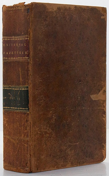 Geographical Dictionary, or Universal Gazetteer, Ancient and Moder-Vol. 2by: Worcester, J.E. - Product Image