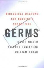 Germs: Biological Weapons and America's Secret WarMiller, Judith - Product Image