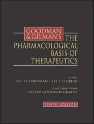 Goodman & Gilman's The Pharmacological Basis of Therapeutics - Tenth Editionby: Hardman, Joel Griffith - Product Image