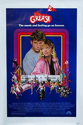 Grease 2 (MOVIE POSTER)N/A - Product Image