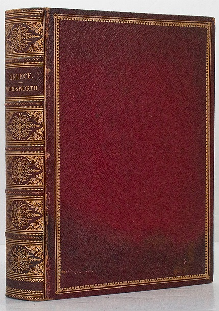 Greece - Pictorial Descriptive and Historical: A New Editionby: Wordsworth, Christopher - Product Image
