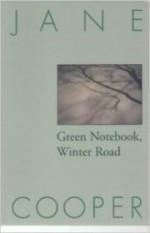Green Notebook, Winter Roadby: Cooper, Jane - Product Image