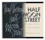 Half Moon Street: Two Short Novelsby: Theroux, Paul - Product Image