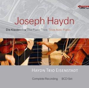 Haydn: The Piano Triosby: J. Haydn - Product Image