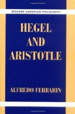 Hegel and AristotleFerrarin, Alfredo - Product Image