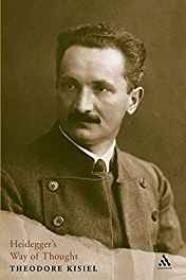 Heidegger's Way of Thoughtby: Kisiel, Theodore - Product Image