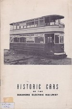 Historic Cars of the Seashore Electric RailwayN/A - Product Image