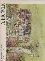 Home, ALarsson, Carl and Lennart Rudstrom, Illust. by: Carl  Larsson - Product Image