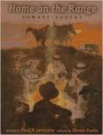 Home on the Range: Cowboy Poetryby: Janeczko, Paul B. - Product Image