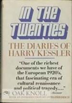 In the Twenties - The Diaries of Harry Kesslerby: Kessler, Harry - Product Image