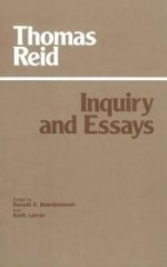 Inquiry and Essaysby: Reid, Thomas - Product Image