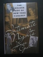 Intimate nights: the golden age of New York cabaretGavin, James - Product Image