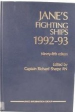 Jane's Fighting Ships 1992-93by: R. (editor) Sharpe - Product Image