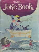 Joke Book, TheWeigle, Oscar/Bill Rutherford/Bonnie Rutherford, Illust. by: Bill  Rutherford - Product Image