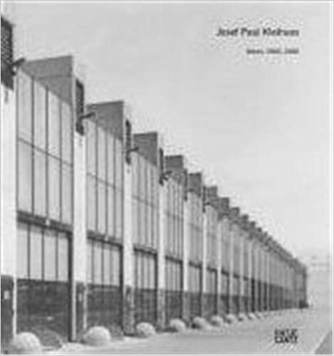 Josef Paul Kleihuesby: Kleihues, Josef Paul, Andrea Mesecke and Thorsten Scheer - Product Image