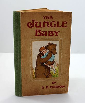 Jungle Baby, Theby: Farrow, G.E. - Product Image