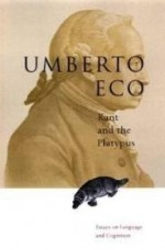 Kant and the Platypus: Essaysby: Eco, Umberto - Product Image